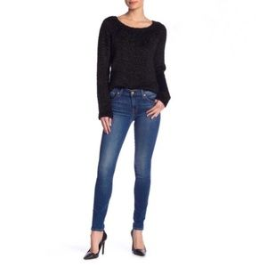 7 For All Mankind Gwenevere Skinny Jean Sz 30